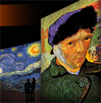 Van Gogh alive – The experience