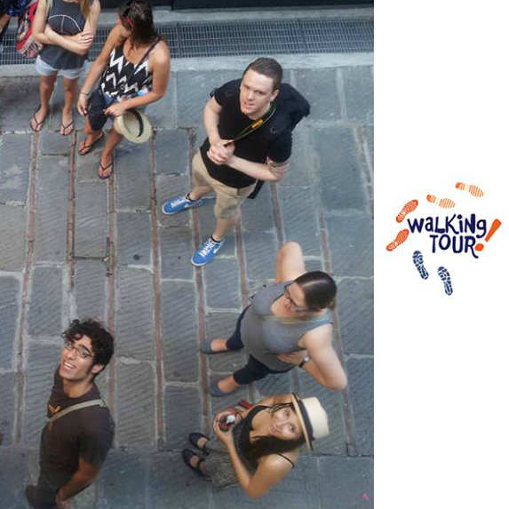 Walking Tour di Genova con la nostra Crew Guide