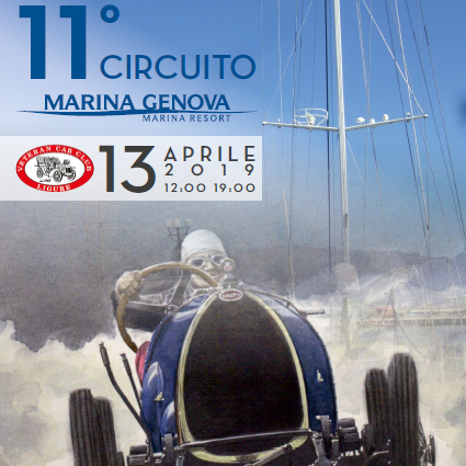 11th Marina Genova Veteran Car Club Ligure Circuit
