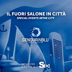 Genova in Blu,  all the side events of the Genoa International Boat Show