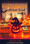 Halloween Street Food Party & Hallosweeng in Piazza Dante