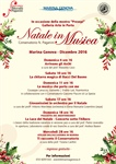 Christmas in music: here's the Christmas' Concerts of Genoa's Conservatory Niccolò Paganini