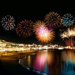 September 7, 8 and 9: Fireworks Fest in Recco