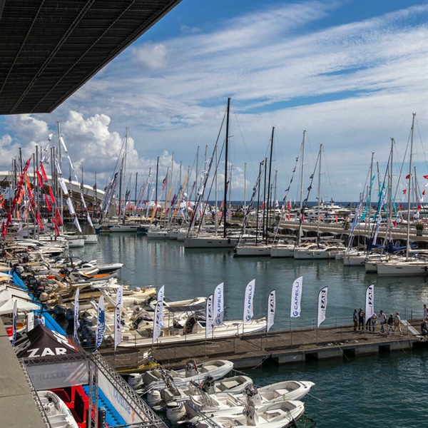 Marina Genova al Salone Nautico Internazionale con Liguria for Yachting