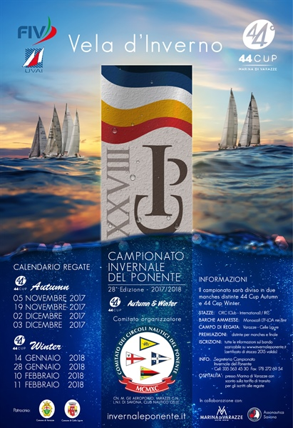 "Ready for the 28th edition of ""Campionato invernale del ponente"""
